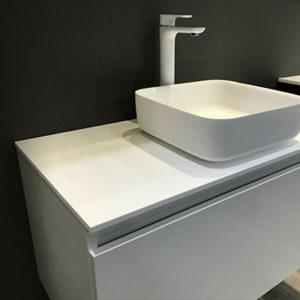 Plan pour vasque
